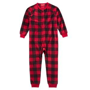 NWT Family Pajamas Matching Kids' Buffalo-Check PJ